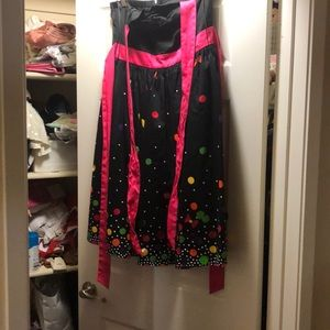 Rock the Dots Minnie mouse dress!